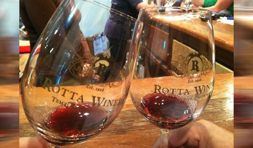 Rotta Vineyard Amp Winery Wine Tours In Paso Robles
